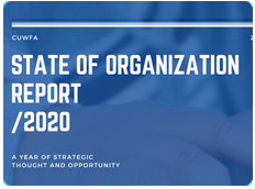 2020 CUWFA State of the Organization Report