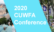 2020 CUWFA Conference call for proposals